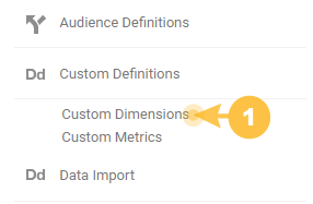 Create Internal Traffic Custom Dimension in Google Analtycs