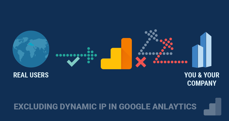How to Filter Dynamic IP Addresses in Google Analytics