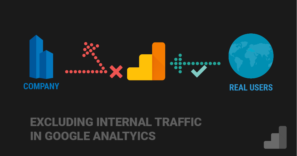 Excluir tráfico interno en Google Analytics para IPs estáticas y dinámicas