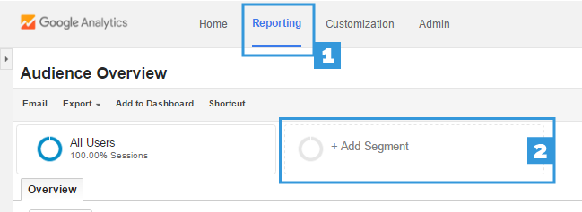 How to Create a segment for referrer spam in Google Analytics