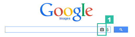 Reverse image search Google Images