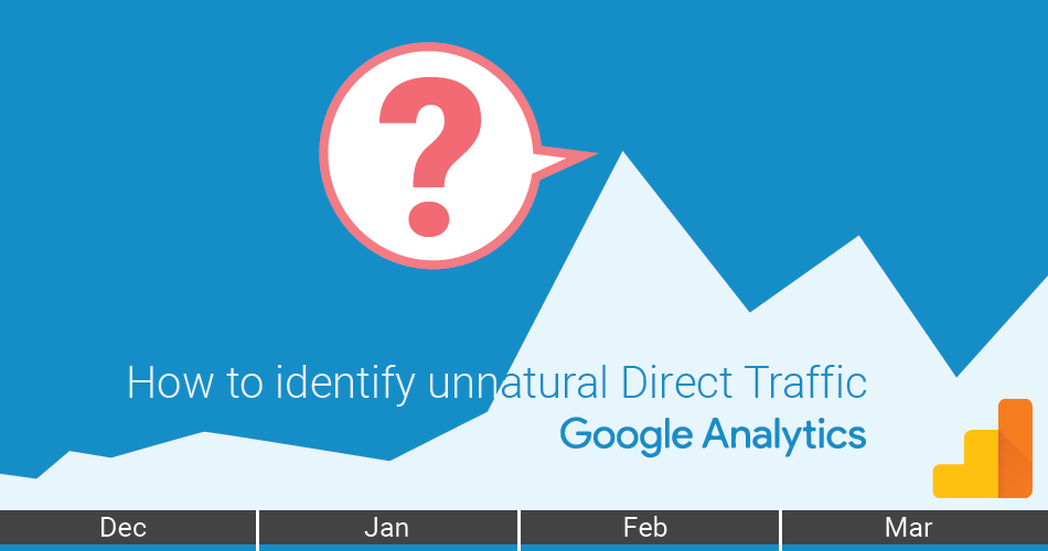How to Identify Unnatural Spikes of Direct Traffic in Google Analytics