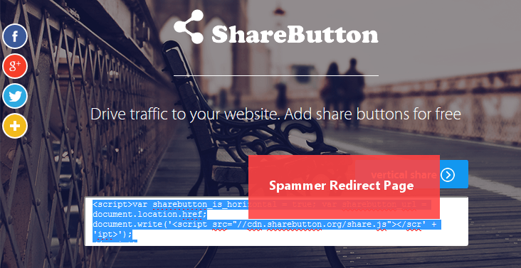 what is sharebutton.to?